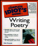 The Complete Idiot S Guide To Writing Poetry book