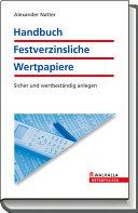 E-Book Handbuch Festverzinsliche Wertpapiere