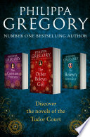 Philippa Gregory 3 Book Tudor Collection 1  The Constant Princess  The Other Boleyn Girl  The Boleyn Inheritance