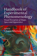 Handbook of Experimental Phenomenology