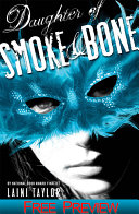 Daughter of Smoke and Bone  Free Preview   The First 14 Chapters