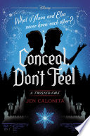 Frozen  Conceal  Don t Feel Book PDF