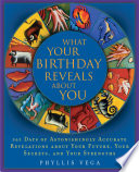 What Your Birthday Reveals About You Book PDF