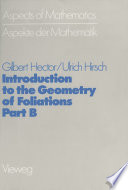 Introduction to the Geometry of Foliations  Part B