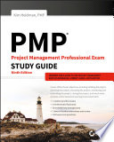 PMP: Project Management Professional Exam Study Guide : with the new pmbok® guide,...