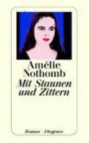 Mit Staunen Und Zittern book