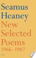 New Selected Poems 1966 1987