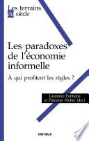 Les paradoxes de l'économie informelle