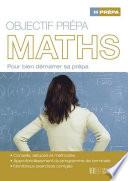 illustration Objectif prépa Mathématiques
