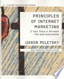 Principles of Internet Marketing  New Tools and Methods for Web Developers