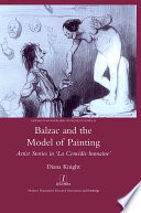Balzac and the Model of Painting
