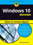 Windows 10 Alles in einem Band f  r Dummies