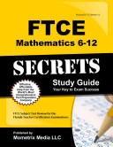 Ftce Mathematics 6 12 Secrets Study Guide