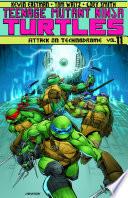 Teenage Mutant Ninja Turtles  Vol  11  Attack on Technodrome