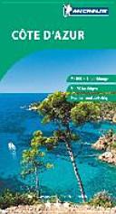 MICHELIN Der Grüne Reiseführer Côte d'Azur