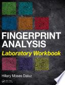 Fingerprint Analysis Laboratory Workbook