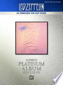 Led Zeppelin   In Through the Out Door Platinum Bass Guitar