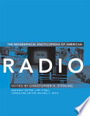 Biographical Dictionary of Radio