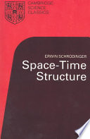 Space Time Structure
