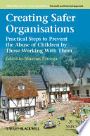 Creating Safer Organisations