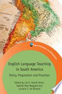 English Language Teaching in South America