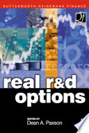 Real R   D Options