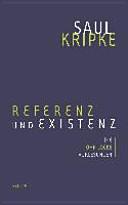 Referenz und Existenz