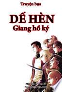 Dế Hèn Giang Hồ Ký