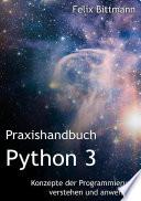 Praxishandbuch Python 3