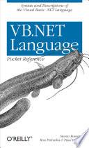 VB NET Language Pocket Reference