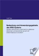 Bedeutung und Anwendungsgebiete des RFID-Systems