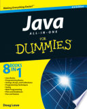 Java All In One For Dummies