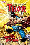 Thor  Heroes Return Omnibus