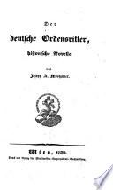 Der deutsche Ordensritter, historische Novelle