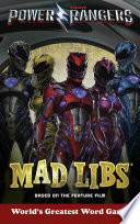 Power Rangers Mad Libs