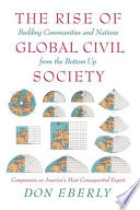 The Rise of Global Civil Society
