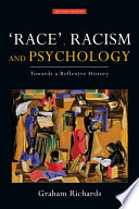 Race Racism And Psychology 2nd Edition book