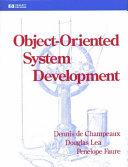 Object oriented System Development