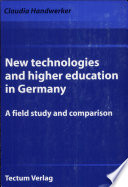 New Technologies And Higher Education In Germany