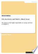 Oil Electricity And Taleb S Black Swan  book