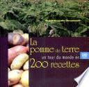 Un Livre de Recettes Internationales Pomme de Terre
