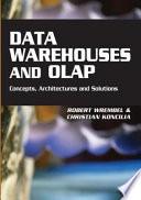 Data Warehouses and OLAP