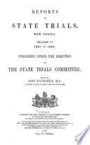 Reports of State Trials Book PDF