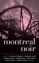 Montreal Noir Book