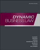 Loose Leaf Dynamic Business Law with Connect Plus