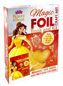 Disney Princess Beauty and the Beast Magic Foil Craft Art