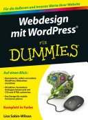 Webdesign mit Wordpress f  r Dummies