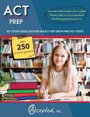 ACT Prep Book 2016