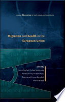 Migration And Health In The European Union