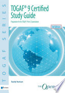 TOGAF   9 Certified Study Guide   3rd Edition